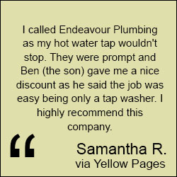 Plumber Mount Waverley